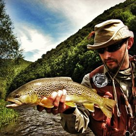 Fly Fishing in Poland