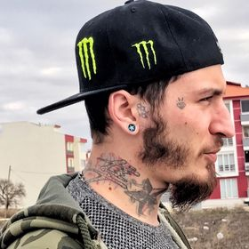 Tattooist Ayberk