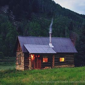 Off The Grid Cabin Homes