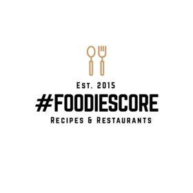 #FoodieScore