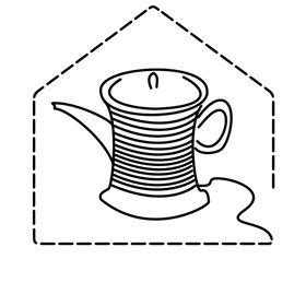 Le Bobine Home (Café couture)