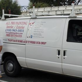 All Pro Painting Torrance CA Paintingallpro On Pinterest - All pro painting