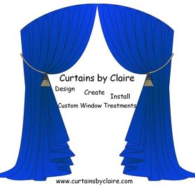 Curtains by Claire