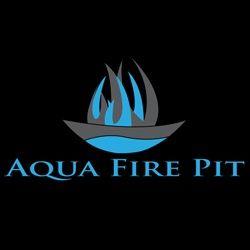 Aqua Fire Pit