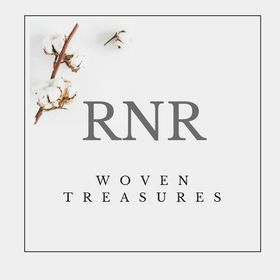 RNR Woven Treasures Handwoven Home Decor