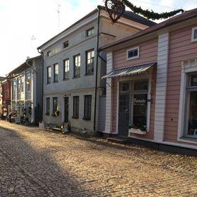 Sunday in Porvoo