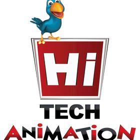 HiTech Animation Delhi