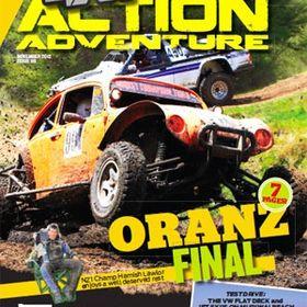 NZ 4x4 Action Magazine