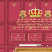 Almanach de Saxe Gotha