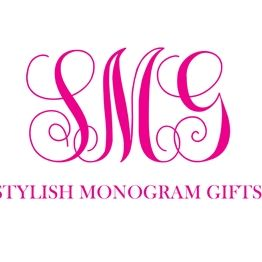 Stylish Monogram Gifts