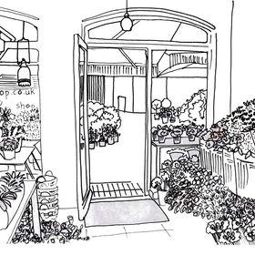The Flower Studio Shop