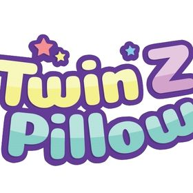 Twin Z Pillow for Twins!