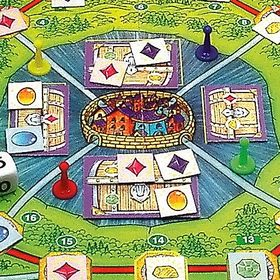 Family Pastimes Co-operative Games