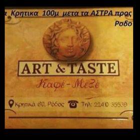 Art & Taste