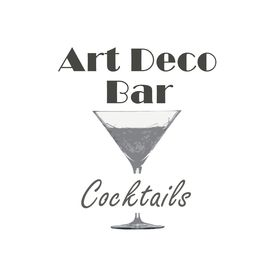 Marie's Cocktail & Art Deco Page