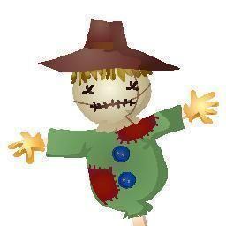 Lapworth Scarecrow