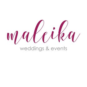 maleika - weddings & events