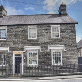 Corwen Old Police Station & Court House