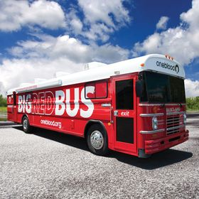 OneBlood, Inc. Blood Donations