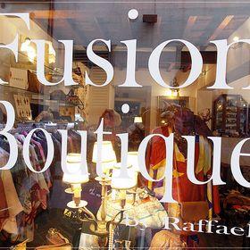 Fusion Boutique by Raffaella