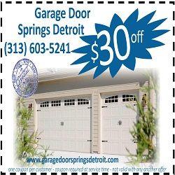 Garage Door Springs Detroit