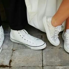 Converse for wedding and more events