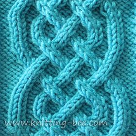Knitting Bee - Free Knitting Patterns!