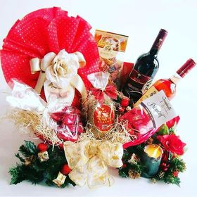 Federica Wine Gift Baskets Boxes