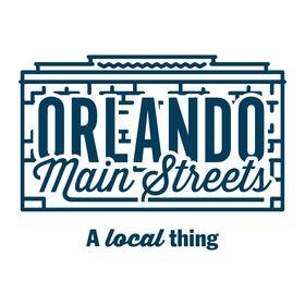 Orlando Main Streets
