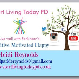 Start Living Today PD