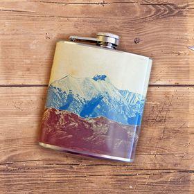 Liquid Courage Flasks