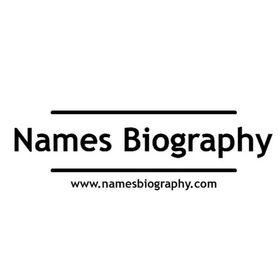 NamesBiography.com