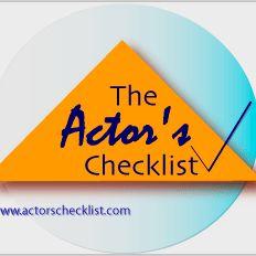 actorschecklist