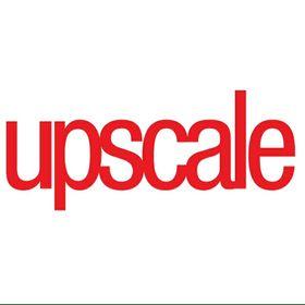 Image result for upscale magazine logo