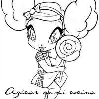 Toñi Azucar En Mi Cocina