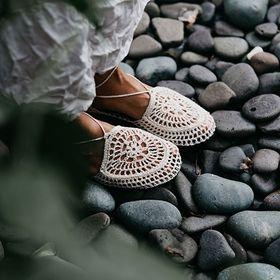 Luludu Crochet Shoes