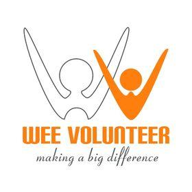 Wee Volunteer Wee Volunteer