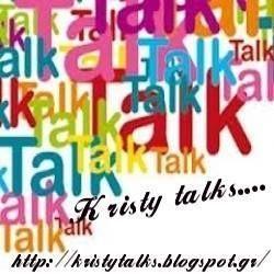 kristy Talks