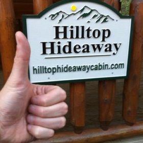 Hilltop Hideaway Cabin