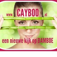 Cayboo live bamboo