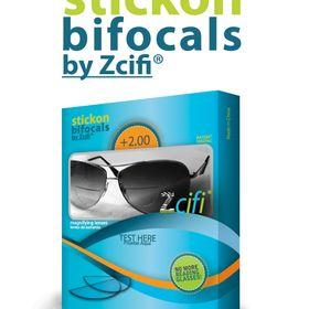 Stickon Bifocals by Zcifi