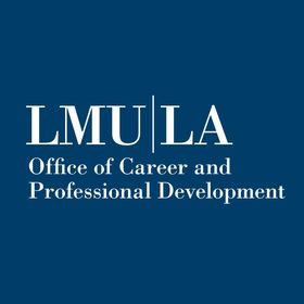 LMU Career and Professional Development