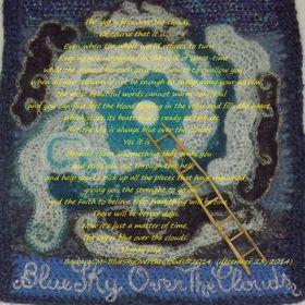 BlueSkyOverTheClouds by Barbara CM