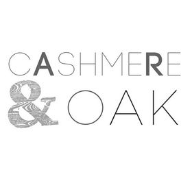 Cashmere and Oak