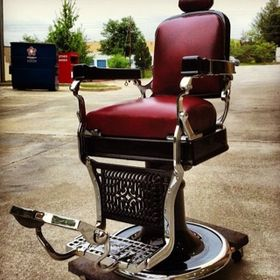 Custom Barber Chairs and Restoration