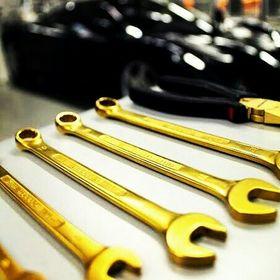 Golden Tools