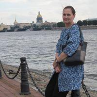 Наталья Петрина