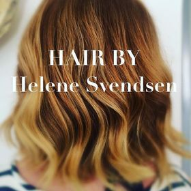 HAIR BY | Helene Svendsen Frisører