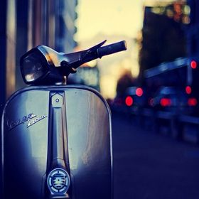 The Traveling Vespa