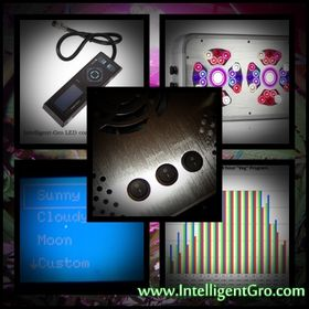 Intelligent Gro LED Grow Light